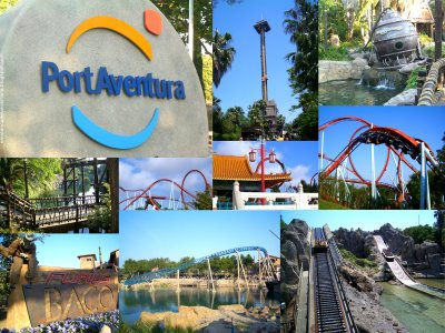 port aventura adventure park salou